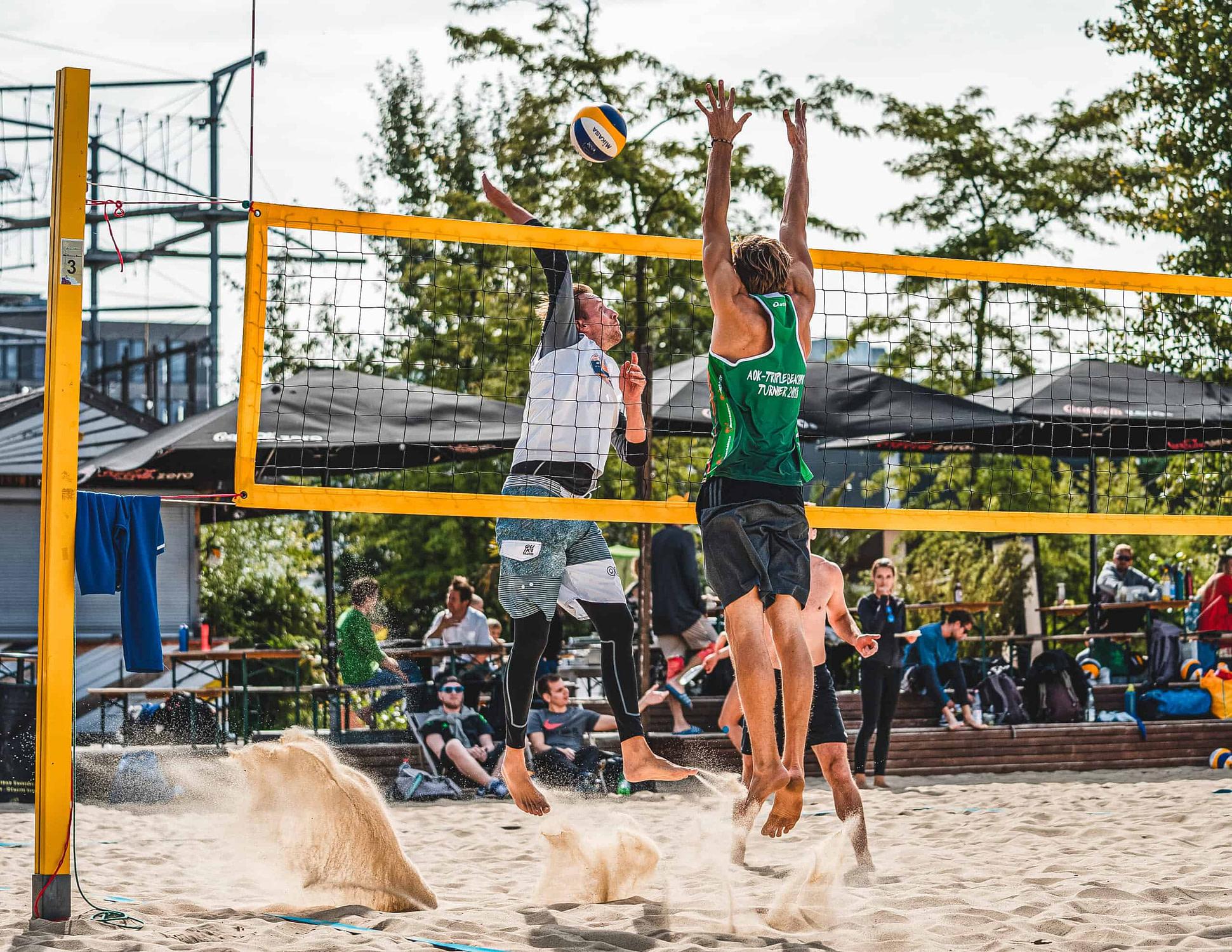 Beach Open 2021 Beachvolleyball Berlin Turnier